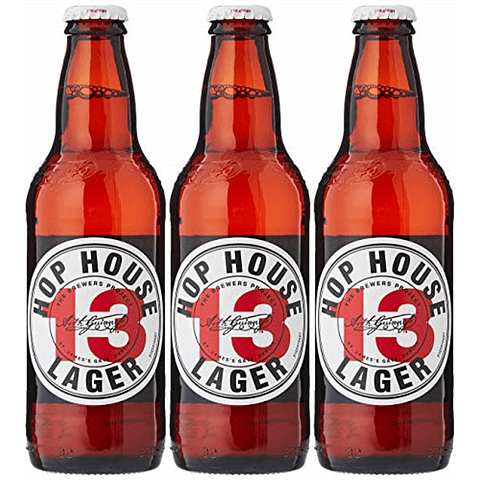 Pack 3x Guinness Hop House 13 botella 330cc