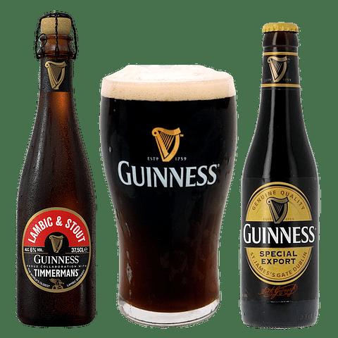 """Pack """"Guinness Dublin Innovation 21st Century"""""""