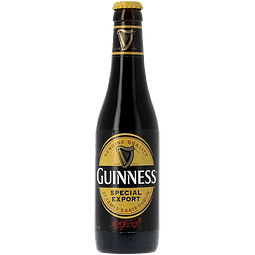 Guinness Special Export (GSE) botella 330cc