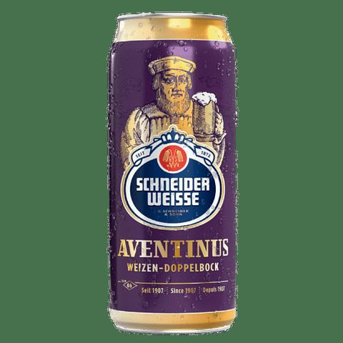 Schneider Weisse TAP6 Aventinus lata 500cc