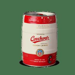 Mini Barril Czechvar Lager 5 Lts