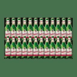 24x Cerveza Checa Czechvar Lager 330cc