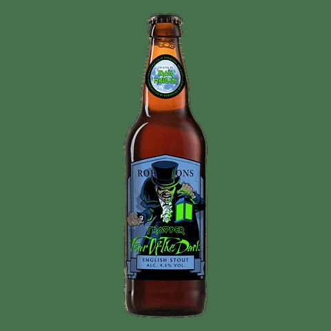 Trooper Fear of the Dark botella 500cc