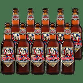 10x Trooper 4,7% ABV botella 330cc