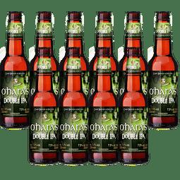 10x O´Haras Double Ipa botella 330cc
