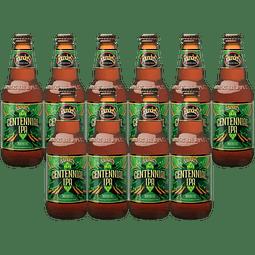 10x Founders Centennial IPA botella 355cc