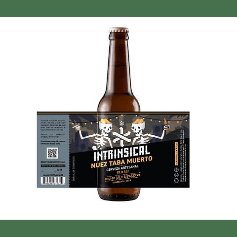 Intrinsical Nuez Taba Muerto Old Ale botella 330cc