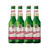 4x Czechvar Lager botella 330cc