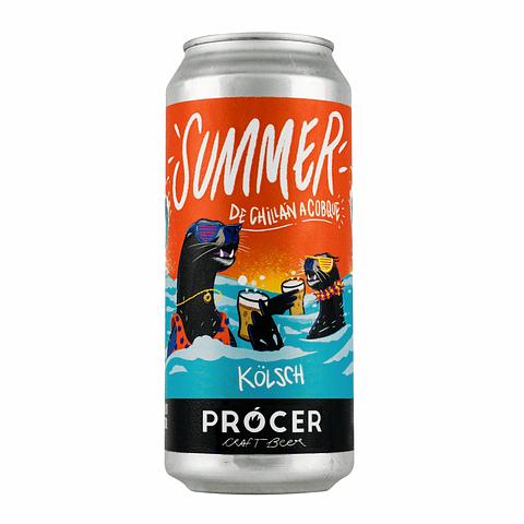 Prócer Summer Kölsch lata 473cc