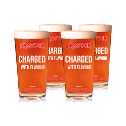 4x Trooper Vaso Charged of Flavour