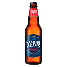 Samuel Adams Boston Lager botella 330cc