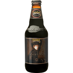 Action Sale! Cerveza Founders Porter botella 355cc