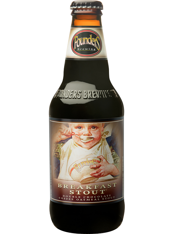 Founders Breakfast Stout - Bot. 355ml