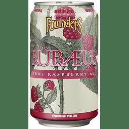 Cerveza Founders Rübaeus lata 355cc