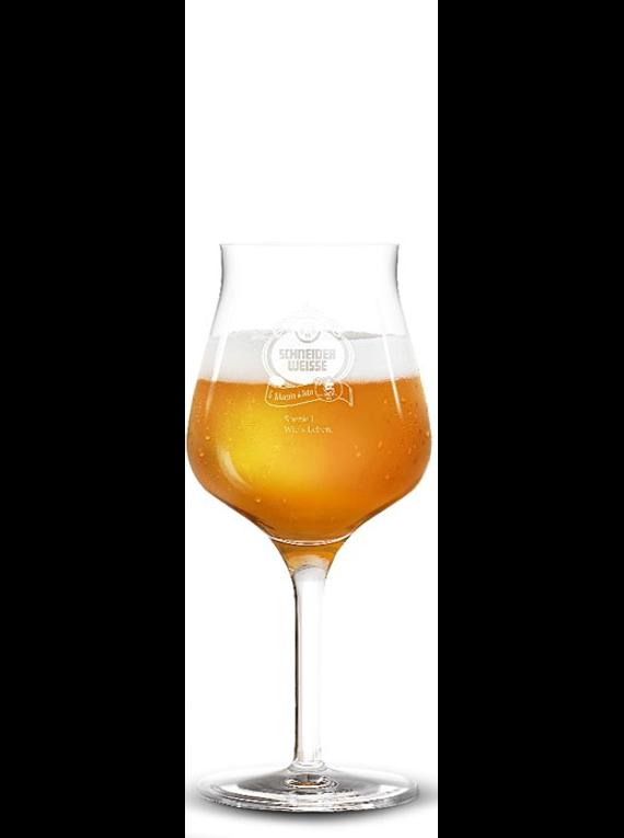 Copa Cerveza Schneider Weisse Sommelier
