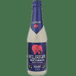 Cerveza Delirium Nocturnum botella 330cc