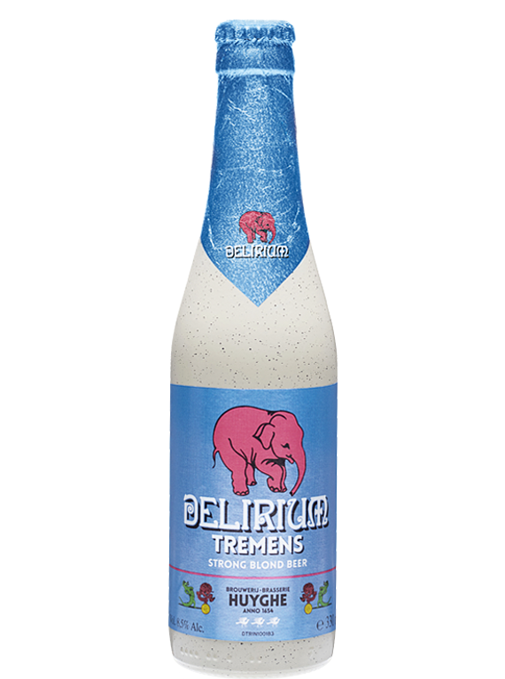 Delirium Tremens Strong Blond Ale - Bot. 330ml
