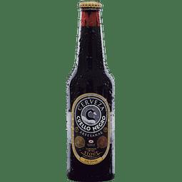 Cerveza Cuello Negro Stout botella 330cc