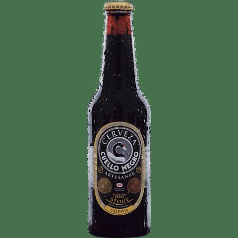 Cuello Negro Stout botella 330cc