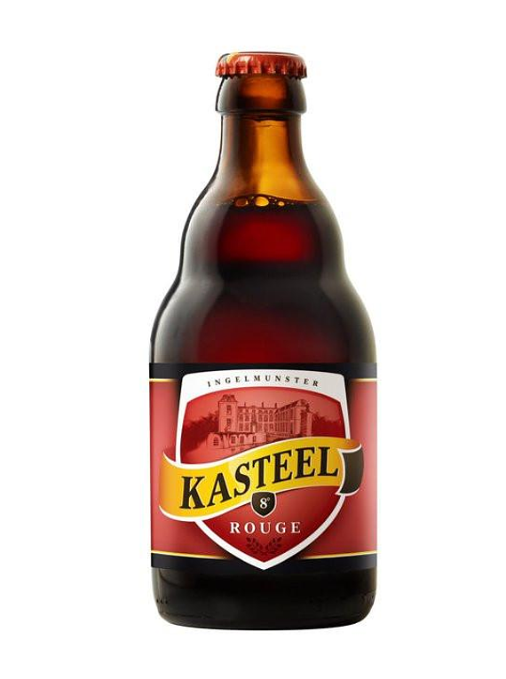 Kasteel Rouge - Bot 330ml