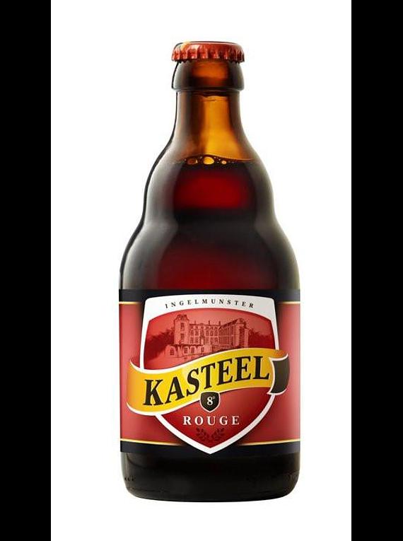 Kasteel Rouge - Bot 330ml