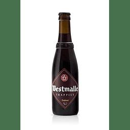 Cerveza Trapense Westmalle Dubbel botella 330cc