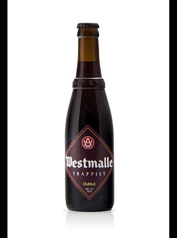 Westmalle trappist dubbel - Bot 330ml