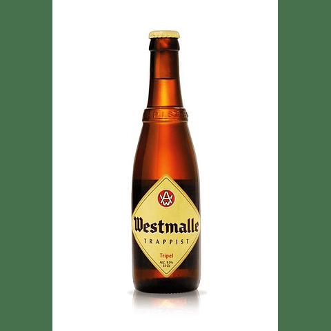 Westmalle Tripel botella 330cc