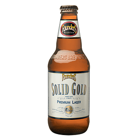 Founders Solid Gold botella 355cc