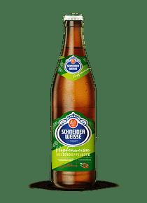 Cerveza Schneider Weisse Tap 5 botella 500cc