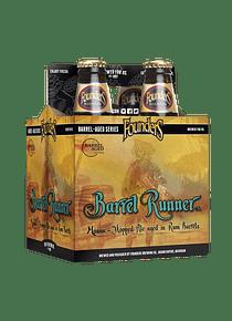 Founders Barrel Runner Pack 4 Bot 355ml