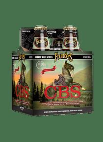 Founders CBS Pack 4 Bot 355ml