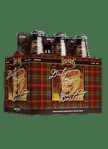 Founders Dirty Bastard Scotch Ale - Pack 6 Bot. 355ml