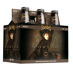 Founders Porter - Pack 6 Bot. 355ml