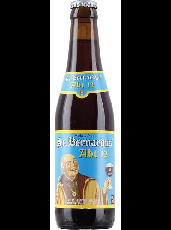 St. Bernardus Abt 12 - Bot. 330ml