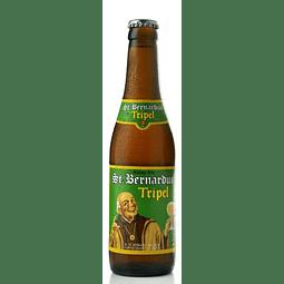 Cerveza St Bernardus Tripel botella 330cc
