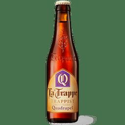 La Trappe Quadrupel botella 330cc