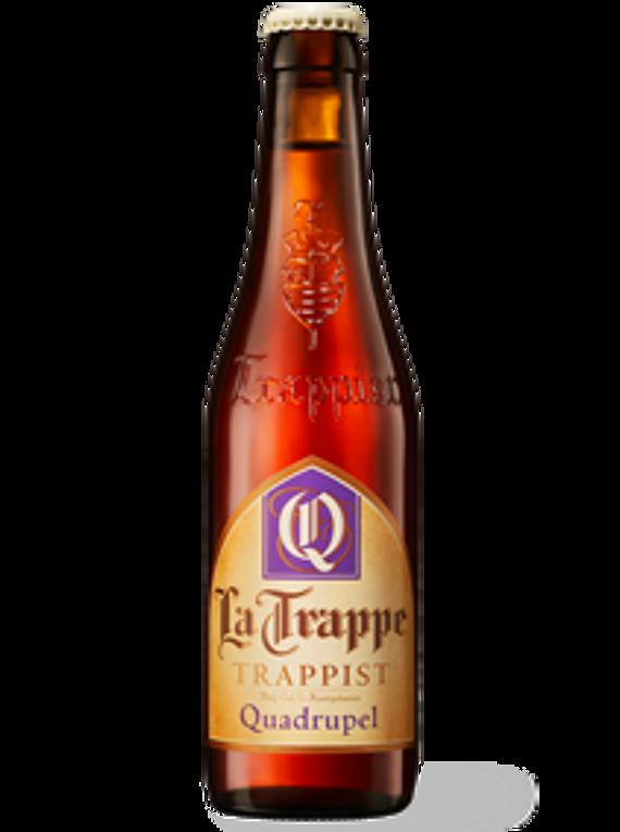 La Trappe Trappist Quadrupel - Bot 330ml.