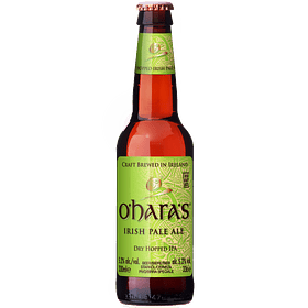 O´Haras Irish Pale Ale botella 330cc