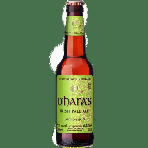 Cerveza O'Hara's Irish Pale Ale botella 330cc