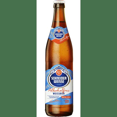 Schneider Weisse Tap3 Alkoholfrei botella 500cc