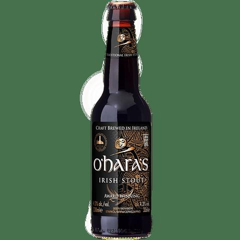 O´Haras Irish Stout botella 330cc