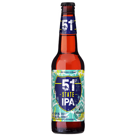 O´Haras 51st State Ipa botella 330cc
