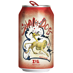 Cerveza Flying Dog Snake Dog IPA lata 355cc