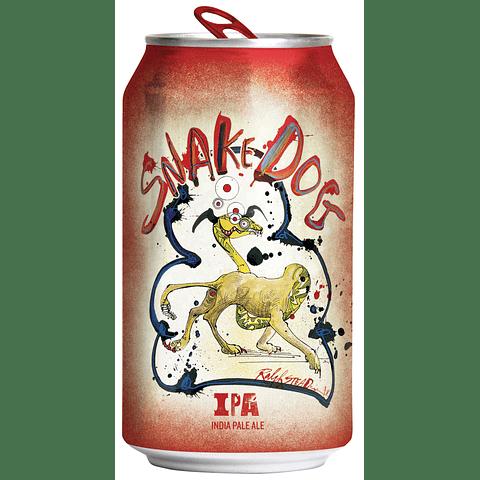 Cerveza Flying Dog Snake Dog IPA lata 355cc