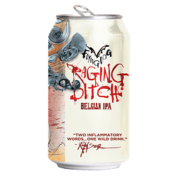 Cerveza Flying Dog Raging Bitch IPA lata 355cc