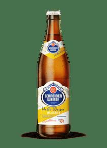 Cerveza Schneider Weisse Tap 1 botella 500cc