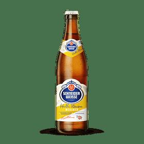 Schneider Weisse Tap1 Helles Weisse botella 500cc