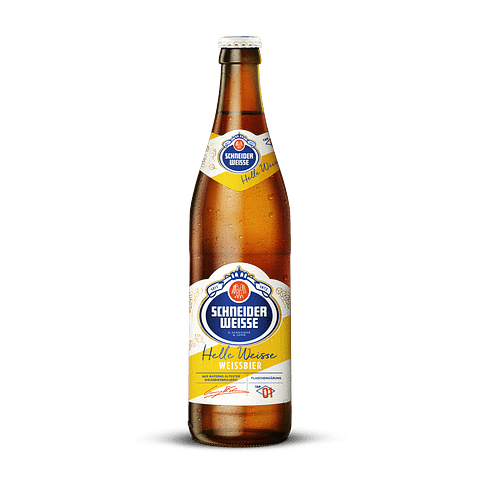Schneider Weisse Tap 1 Helle Weisse botella 500cc