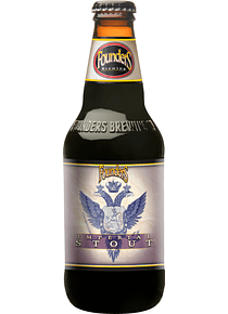 Cerveza Founders Imperial Stout botella 355ml